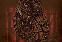 Owls, Ravens and Crows