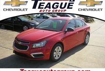 2016 Chevrolet Cruze Limited 4dr $19,810 / Teague Chevrolet  1830 West Hillsboro   El Dorado Arkansas 71730   Phone: (870) 639-4386