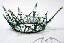 Korunky, tiara,...