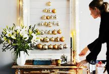Holiday decoration + ideas