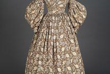 1830s dresses ref