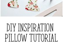 Sewing for your home / Ideas for projects to fill your home with hand crafted goodies.