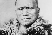 Rangatira / Images of people that are inspiration to me