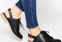 Zapatos y moda