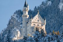 Neuschwanstein Castle / Fun photos of Neuschwanstein Castle, Germany / by Travel for Kids