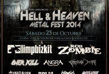 Limp Bizkit Hell and Heaven Festival Mexico 25.10.14 / #limpbizkit #CoronaHellAndHeaven #Hhfest #freddurst #wesborland #HellisComing #HellAndHeavenMetalFest