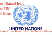 Home-Based Jobs at the United Nations