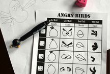 Angry Birds / by Ludi Fuertes Garcia