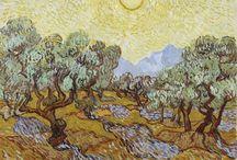 olives in art