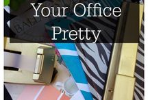 HOW TO MAKE YOUR OFFICE PRETTY