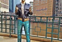Quest for the Bronze Fonz / in late May/early June 2015 I will be taking a road trip from New York to Milwaukee in order to touch the Bronz fonz