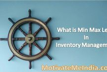 What is Min Max Level in Inventory Management