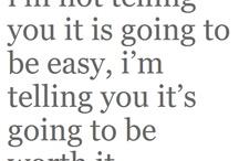 Inspiring quotes / by Anita Deschner