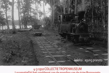 old railway indonesia