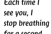 dikt fra min kjære forlovede Tommy ♡