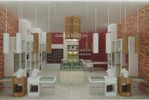diseño tiendas