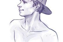 drawn People