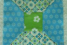 Crafts: Quilting FW QAL / A Collection of Colour Combos and Tutorials for the Farmers Wife Quilt A Long / by MegsMadeIt