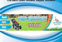 Lawn Mower Repair Roswell