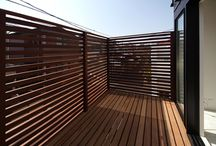 ICHIGO HOUSE WOOD DECK / WOOD DECK DESIGN