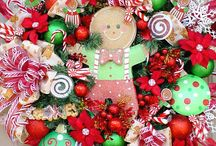 Christmas decorations / by Donna Winstead