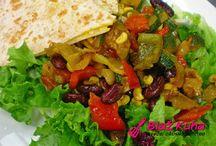 Še ena receptura za solato, ki v poletnem času lahko nadomesti enega od obrokov.