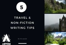 Arvon Writing Tips
