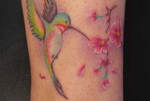 Tattoos / by Carolina Guzman