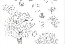 Stromy a keře
