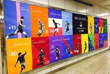 スポーツ 広告