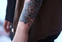 Tattoos / by Jim Terry
