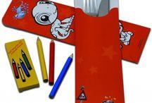 Bestecktaschen für Kinder