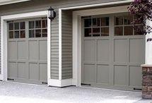 Garages! / by Overhead Door Company CLT