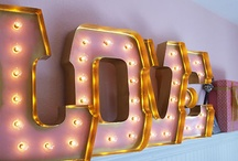 Marquee Lights / by Lindsay Stephenson