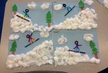 Zimné športy v MŠ