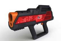 Laser Taggers / laser tag equipment for rent