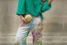 Usa Moda Floreada / by Sarita Moreira