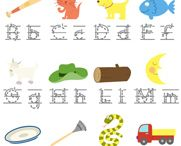 Early Literacy Printables for Preschoolers