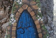 Fairy tale rocks