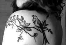 tattoos / by Amanda Crone
