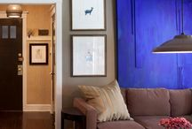 Fall Color Trend 2014 / Take inspiration from Pantone's Fall 2014 Color Report and add a dash of PANTONE 19-4037 Bright Cobalt! #ColorTrend #BrightCobalt / by Stainmaster