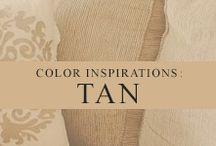 Color Inspiration: Tan