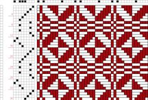 Muster 8 Schaft
