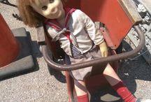 creepy antiques