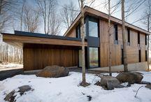 modern / warm architecture / modern / warm architecture