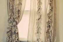 Window Treatments / by Helen Morrah