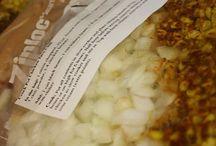 Crock pot/freezer meals / by Heather Kunzer Clendenning