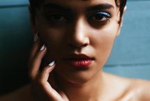 Portraits - Ideas / by Ivette Marrero