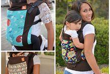 Mochilas Tula / Mochilas portabebés Tula Baby Carrier, confeccionadas en algodón 100% con un estupendo acolchado garantizan horas y horas de cómodo porteo vientre con vientre o a la espalda, desde los 7 hasta los 20 kg.
