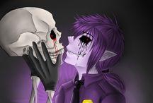 Purple Man ~ / Purple Man / Guy <3